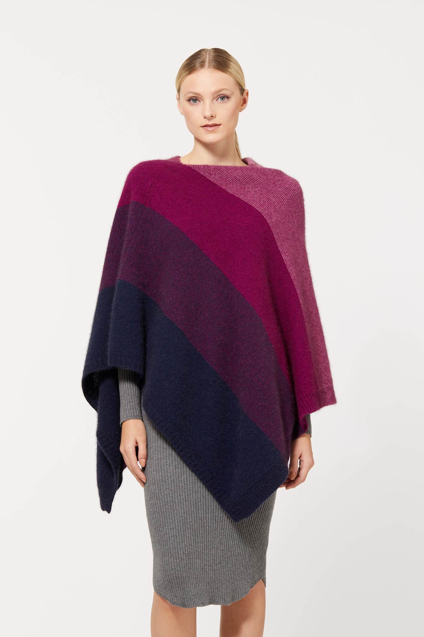 OMBRE PONCHO