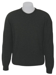 CREW NECK SWEATER - Woolshed Gallery