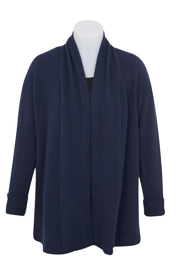 WRAP JACKET - Woolshed Gallery