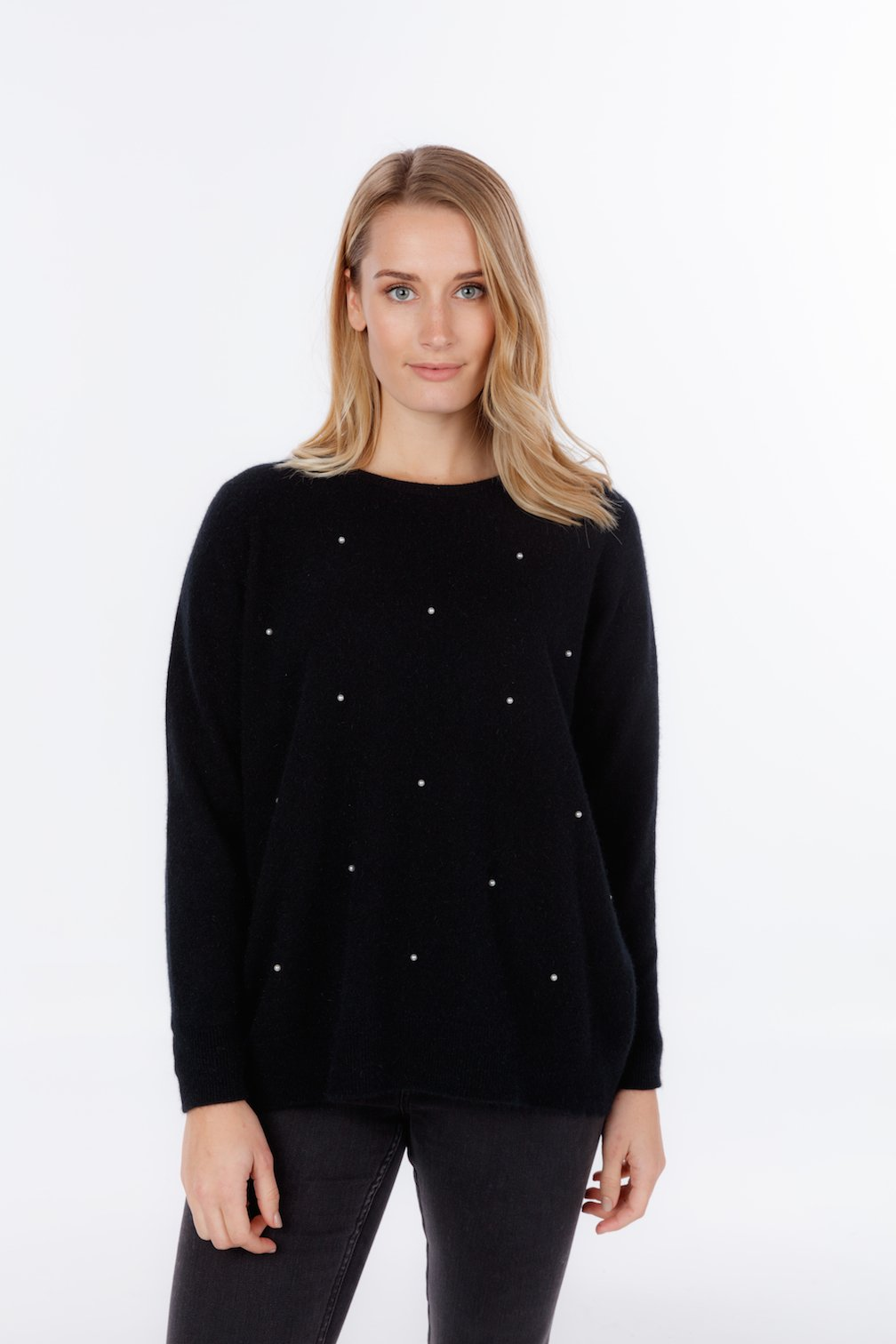 NIGHT SKY SWEATER - Woolshed Gallery