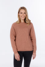 Load image into Gallery viewer, ARRAN KNIT SWEATER