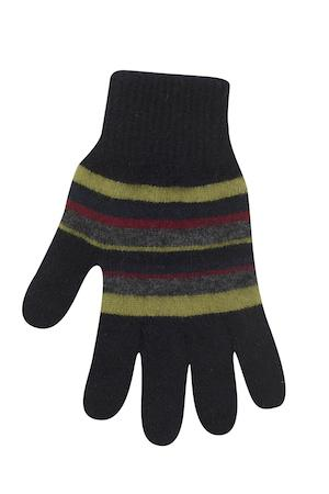 STRIPED GLOVE - Woolshed Gallery
