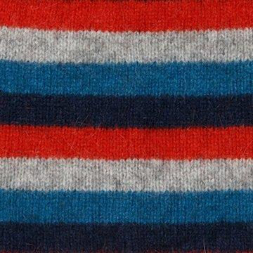 STRIPED MITTENS - Woolshed Gallery