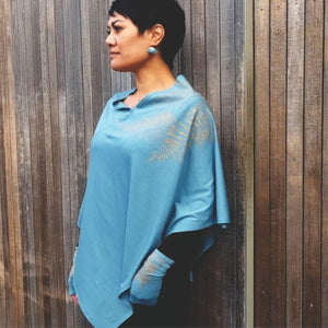 PONGA MULTIWEAR PONCHO - Woolshed Gallery