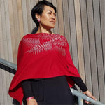 Load image into Gallery viewer, PONGA MULTIWEAR PONCHO - Woolshed Gallery