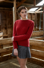 Load image into Gallery viewer, FLOAT STITCH SWEATER
