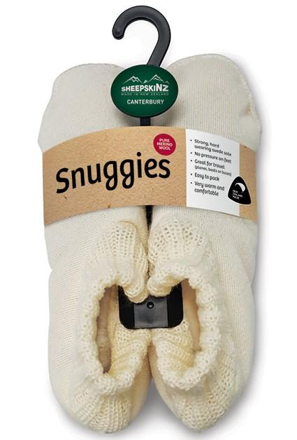 SNUGGIE TRAVEL SLIPPER - Woolshed Gallery