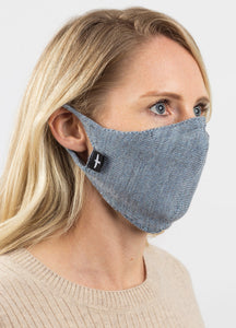 NANOKNIT FACE MASK WITH FILTERS - Woolshed Gallery