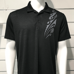 Load image into Gallery viewer, KORU DESIGN UNISEX POLO - Woolshed Gallery