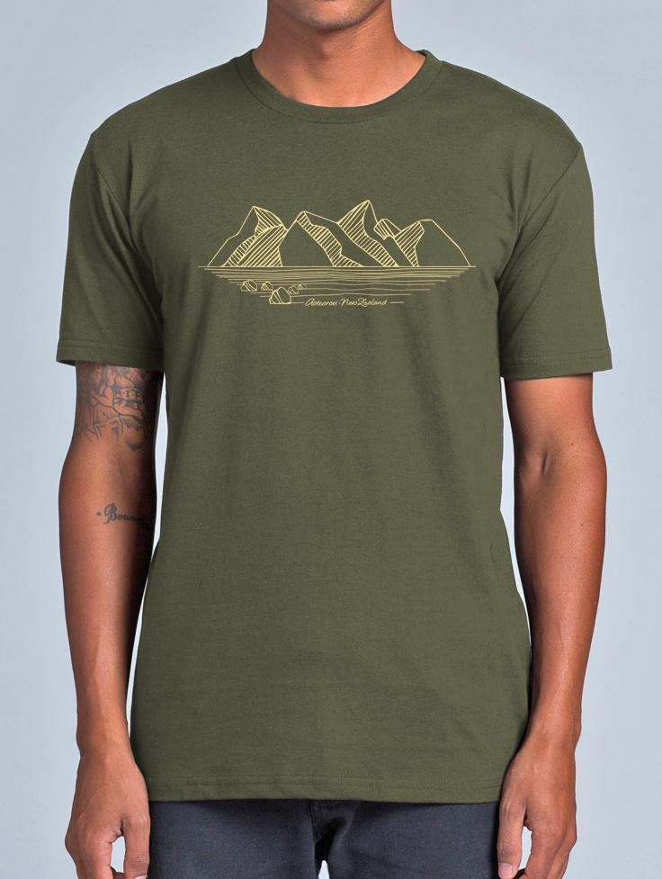 ICE PEAK MERINO T-SHIRT