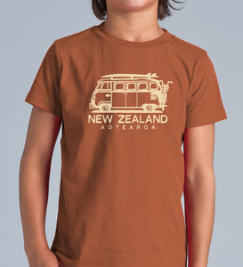 COMBI CHILD'S MERINO T-SHIRT - Woolshed Gallery