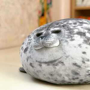 Chubbs™️ The Cuddly Seal