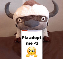 Load image into Gallery viewer, Appa & Momo Stuffed Plush