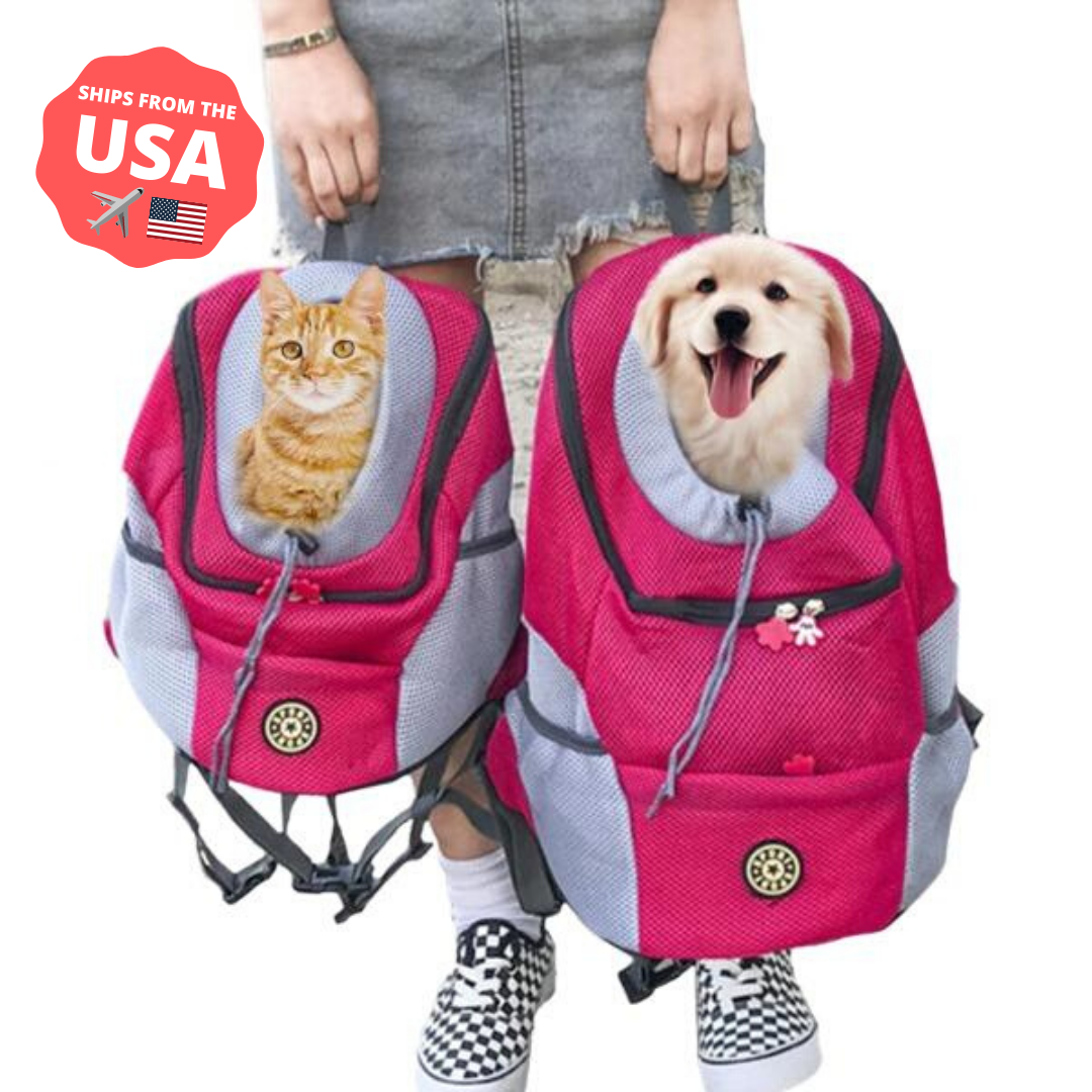 PortaPup™️ Pet Travel Backpack