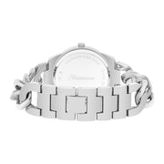 Ladies watch silver silver