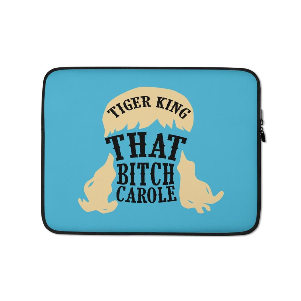 Carole Mullet 13 inch Laptop Sleeve