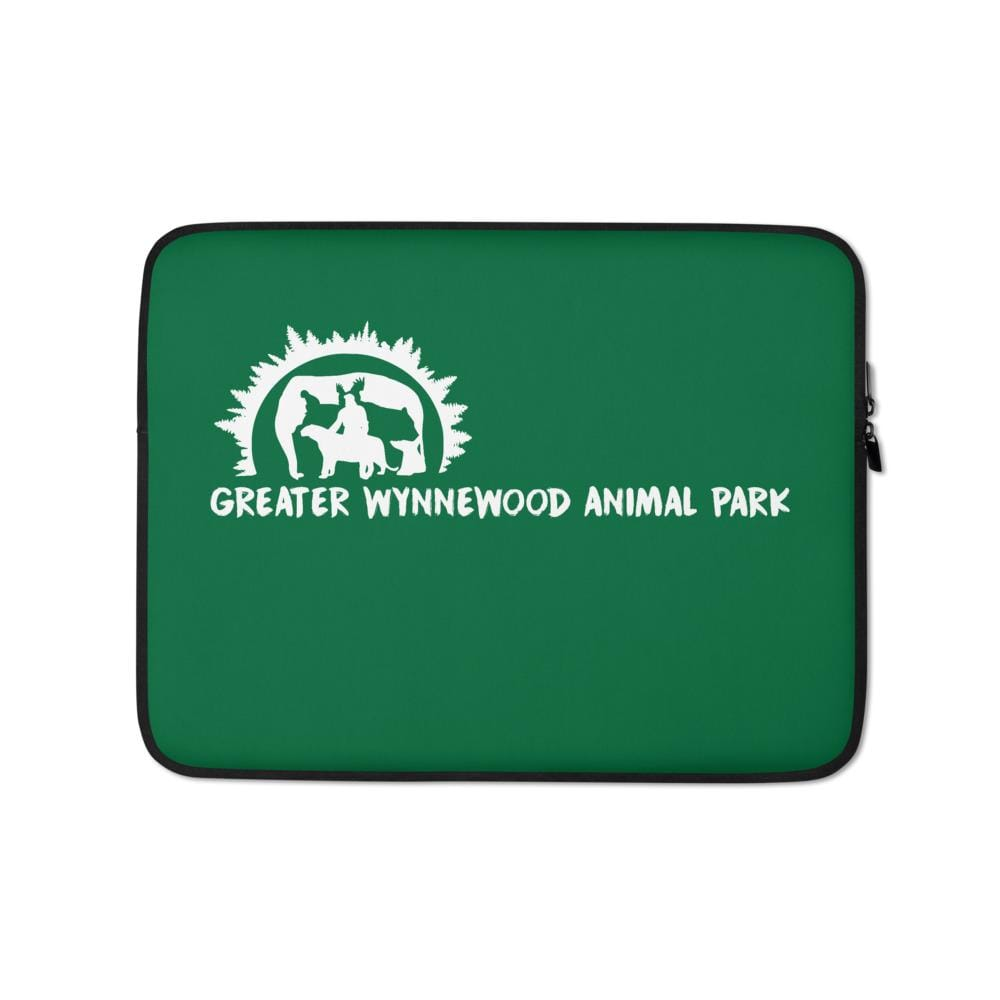 Classic Greater Wynnewood Animal Park 13 inch Laptop Sleeve