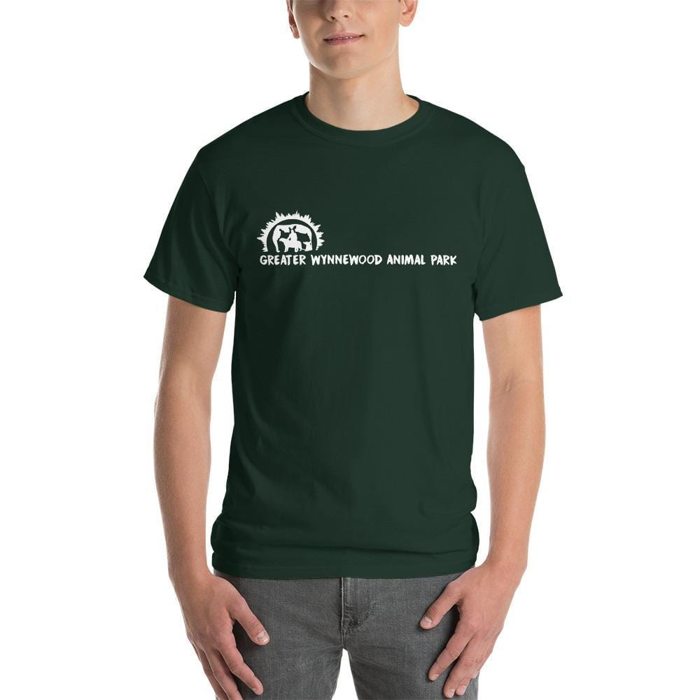 Greater Wynnewood Animal Park Forrest Unisex T-shirt