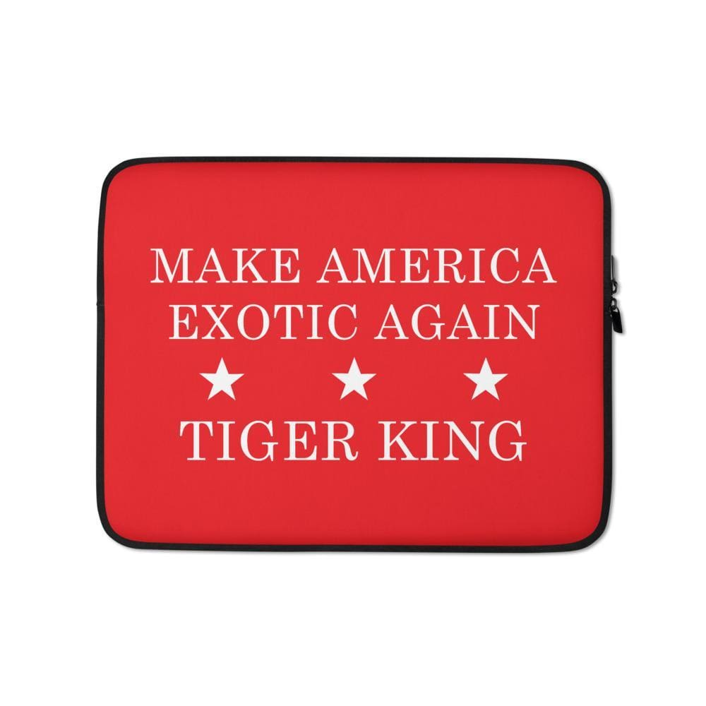 Make America Exotic Again 13 inch Laptop Sleeve