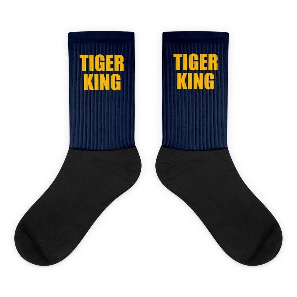 Tiger King Socks