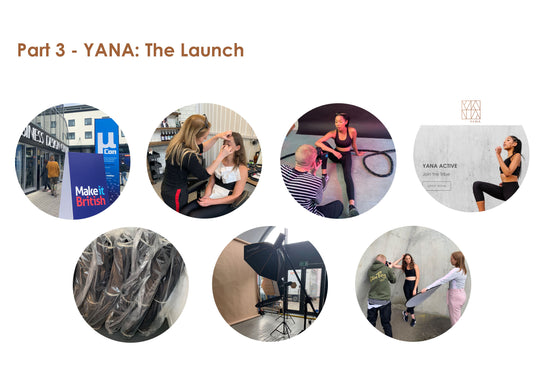 Part 3. YANA: The Launch