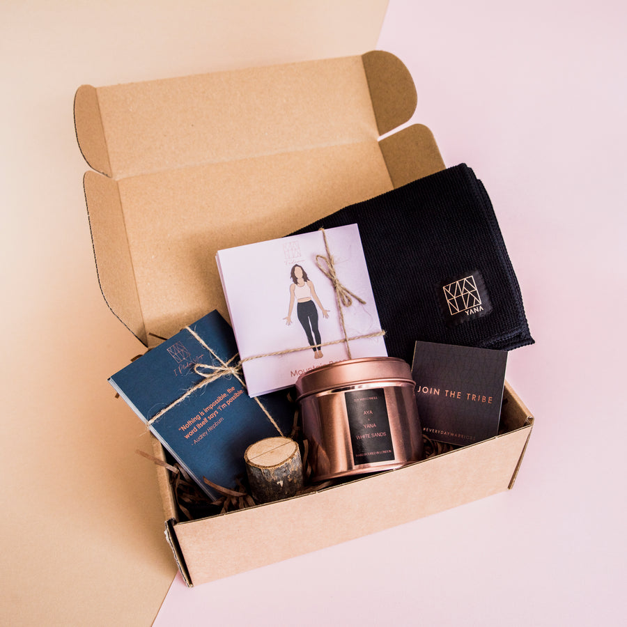 I Pledge Yoga Gift Box – YANA Active