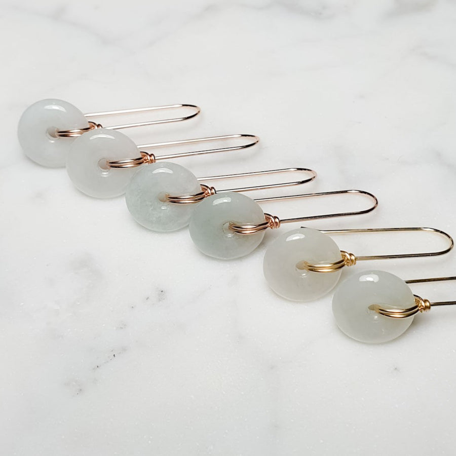 Elliot Earrings / 14K gold filled