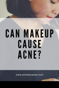 Does Makeup Really Cause Acne?