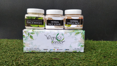 Customized Skin Care kit for Oily Skin