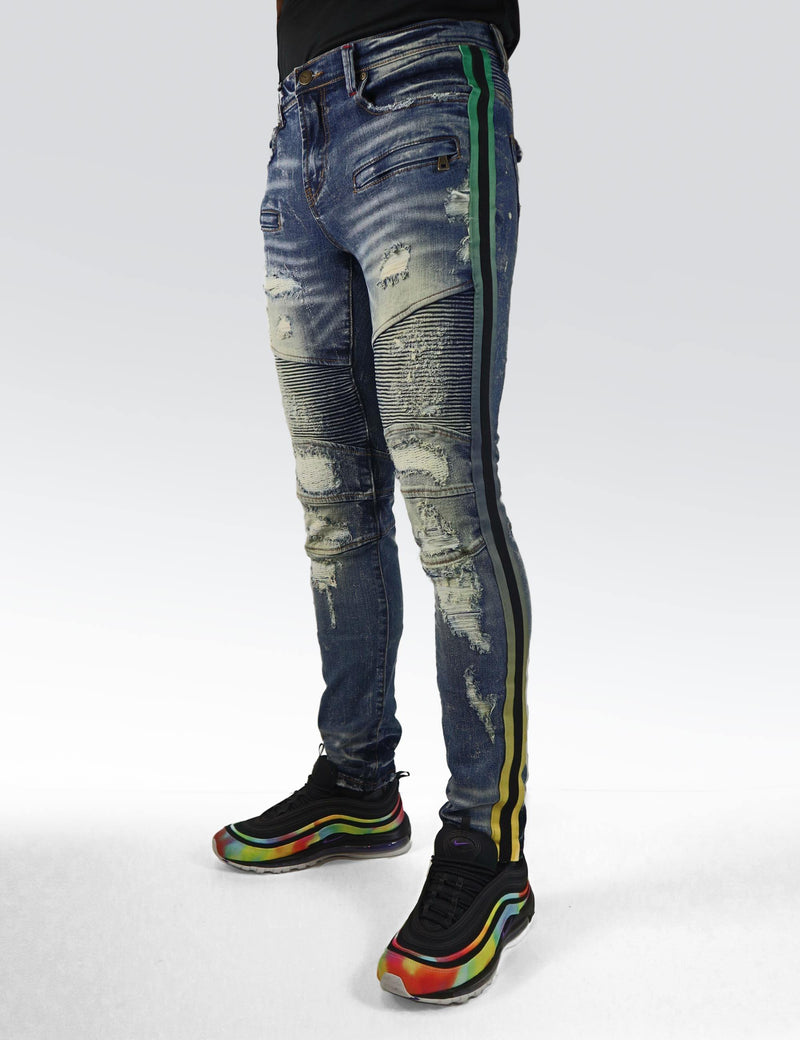 Hunza Striped Denim - PREME USA