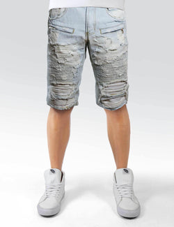 Ansonia Reipped w/ moto short - PREME USA
