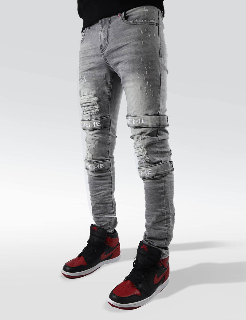 Gullfoss Straped Denim