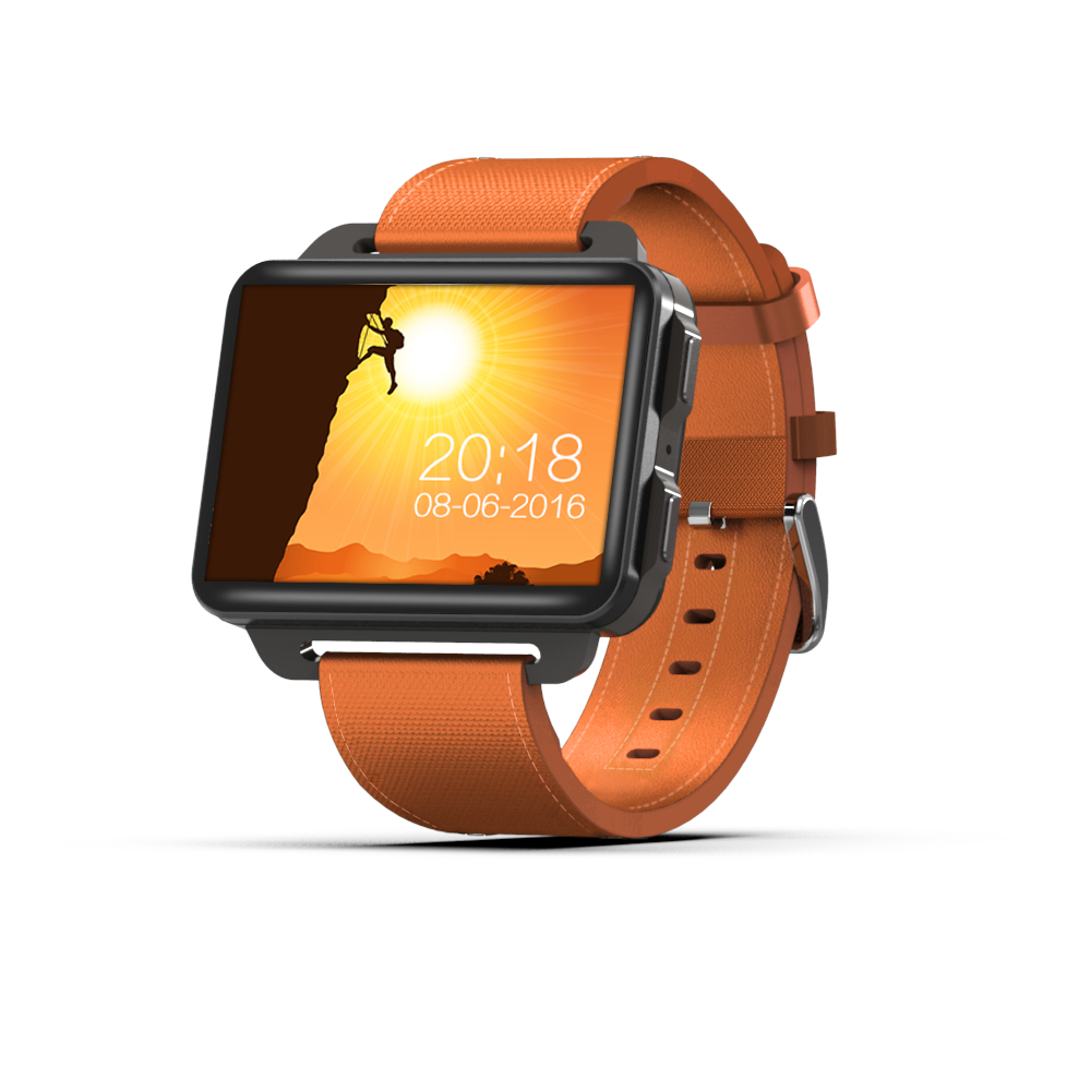 "Gen 4 - 2.20"" Wide Screen Smartwatch"
