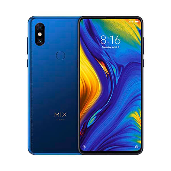"Global Version Xiaomi Mi Mix 3 5G 6GB 64GB/128GB Smartphone Snapdragon 855 Octa Core 6.39"" Screen 24MP Front Camera 5G Network"