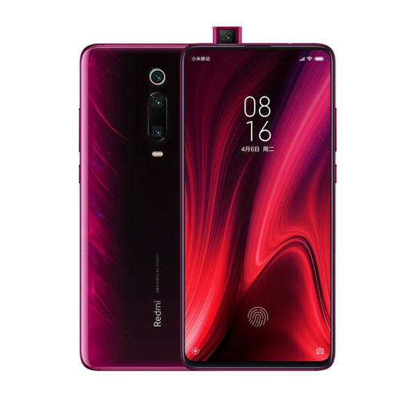 "Global ROM Xiaomi Redmi K20 Pro 12GB 512GB Smartphone Snapdragon 855 Plus 48MP+20MP Camera 4000mAh 6.39"" AMOLED Screen"