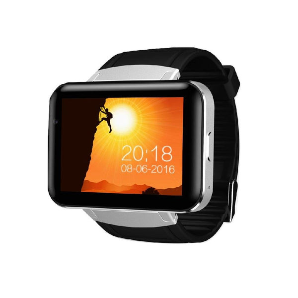 "Gen 3 - 2.20"" Wide Screen Smartwatch - Model DM98 - Yugen Smartwatches"
