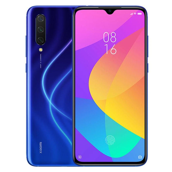 "Global ROM Xiaomi Mi CC9 CC 9 6GB 64GB Smartphone (Mi 9 lite CN Version) Snapdragon 710 6.39"" Screen 48MP+32MP Cameras 4030mAh"