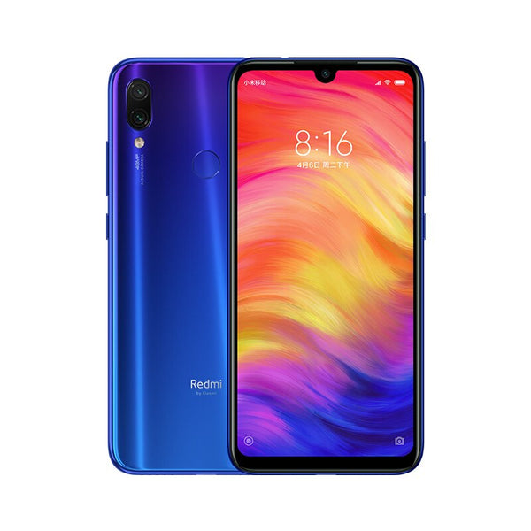 "Global ROM Xiaomi Redmi Note 7 6GB 64GB Mobile Phone Snapdragon 660 Octa Core 6.3"" inch Screen 48MP Rear Camera 4000mAh"