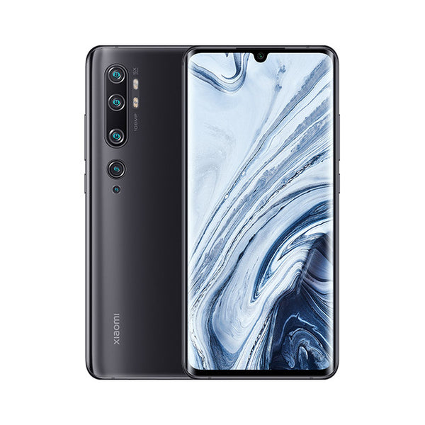 "Global Version Xiaomi Mi Note 10 pro 8GB 256GB Smartphone 108MP Penta Camera Snapdragon 730G 6.47"" Curved Screen 5260mAh Battery"
