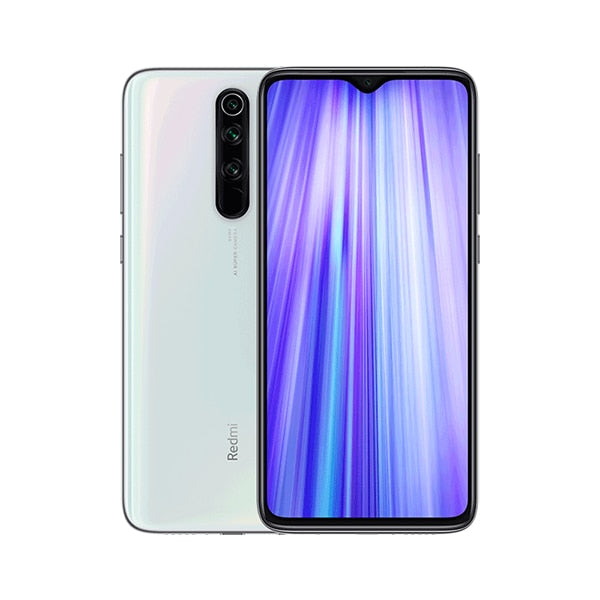 "Global Version Xiaomi Redmi Note 8 Pro 6GB 128GB Smartphone Helio G90T Octa Core 64MP Quad Cameras NFC 6.53"" 4500mAh Battery"