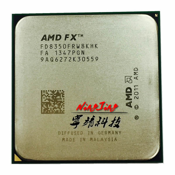 AMD FX-Series FX-8350 4.0G 125W FD8350FRW8KHK Socket AM3+