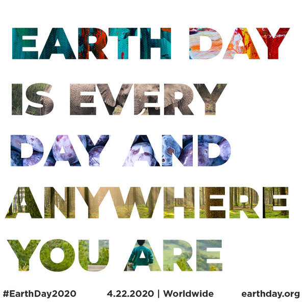 Earth Day 2020 Tonne