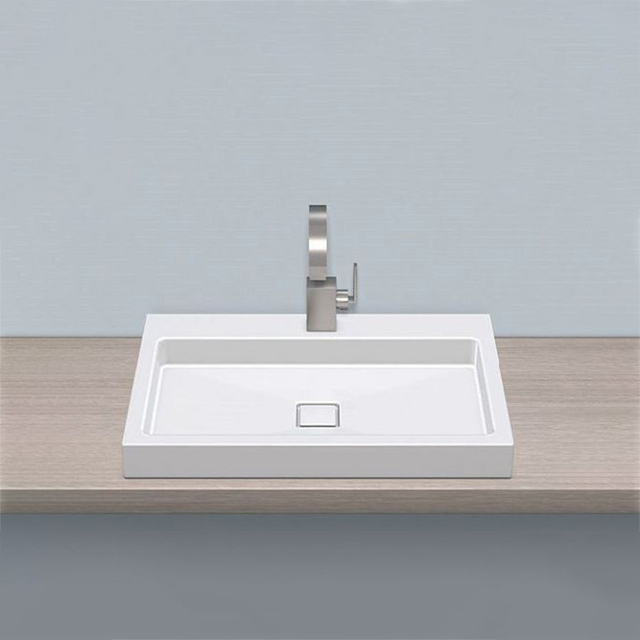 Sit-On washbasin AB.RE700H2