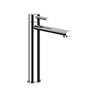 Ovale decked-mounted basin mixer 11943.031