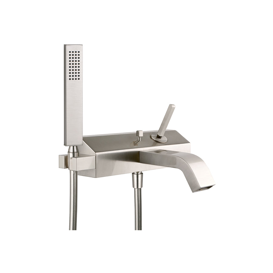 Rettangolo wall-mounted bath mixer set 26119.031