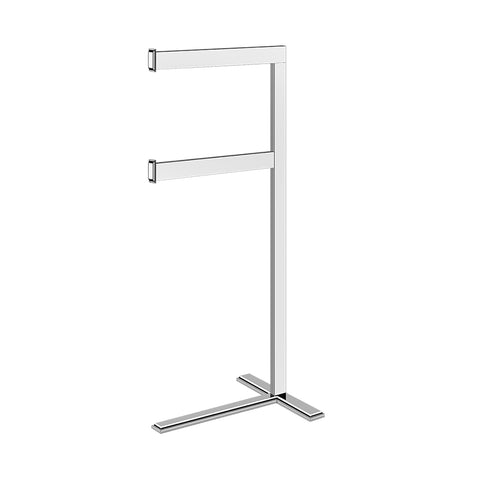 Eleganza freestanding towel rack 46571.031