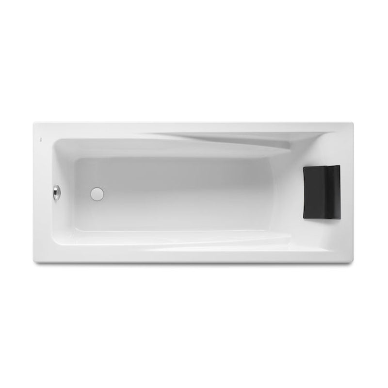 Hall A248162000 Bathtub Made Of Acrylic 1700 X 750 mm in White