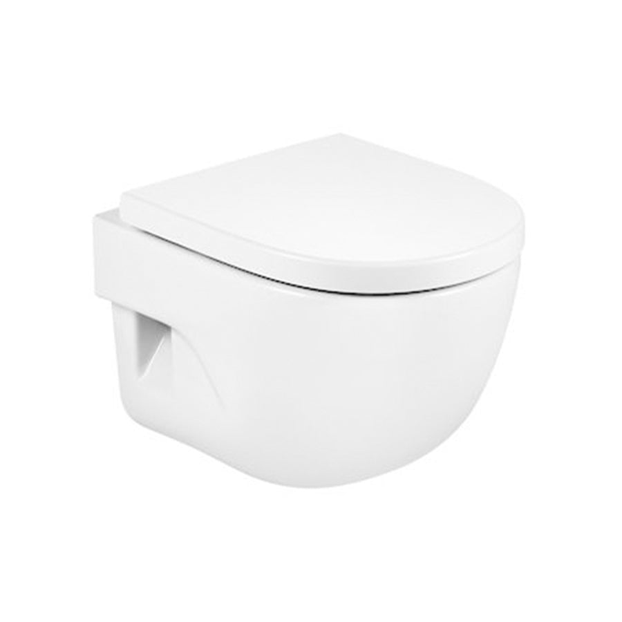Meridian wall-hung compact WC bowl 346248
