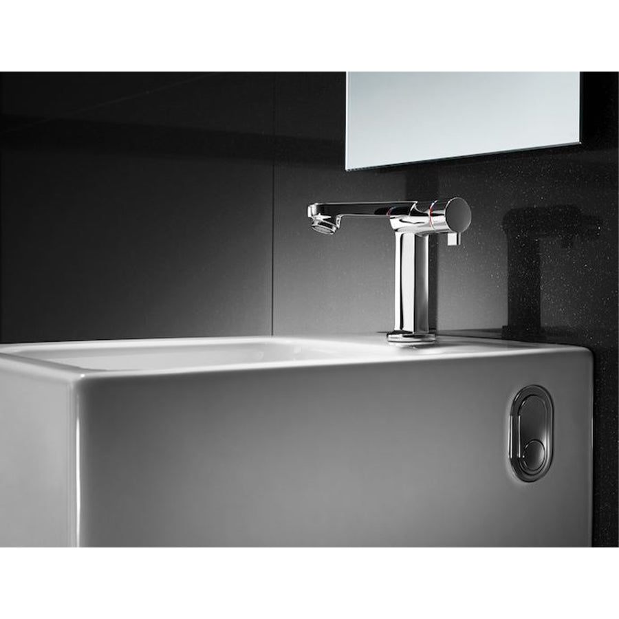 W+W Wall-hung washbasin with WC 893020