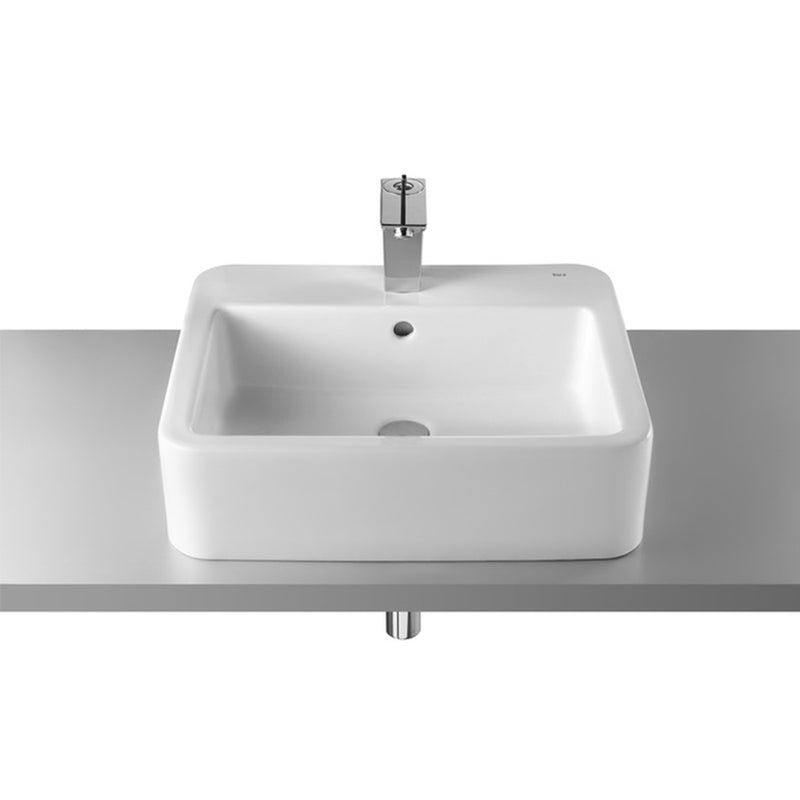 Roca  A327576000 Element-S countertop basin  size:  550 x 470 mm  color: white